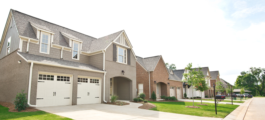 Tower Homes, Brooke's Crossing, Trussville