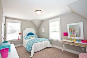 Brooke's Crossing Girl Bedroom