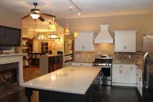 Tower Homes, Design Studio Kitchen