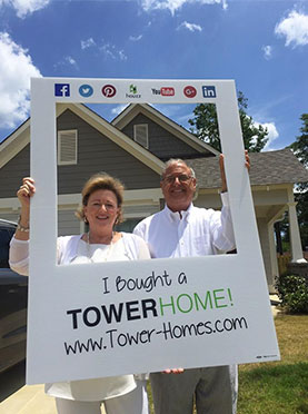 Testimonial from Tower Homes new homeowners in Irondale