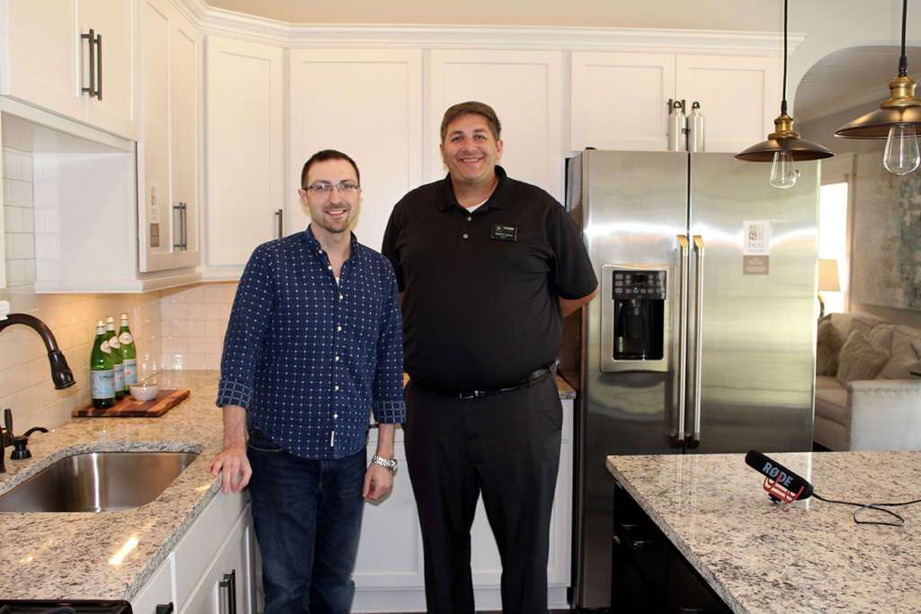 This Hometown Hero in Montevallo Park loves his new Tower home