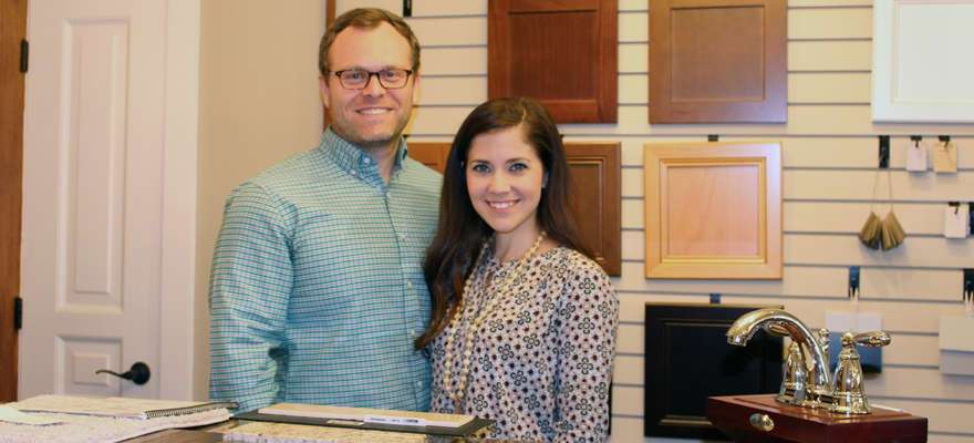 Birmingham homebuyers have fun customizing your new home in Irondale at Montevallo Park.
