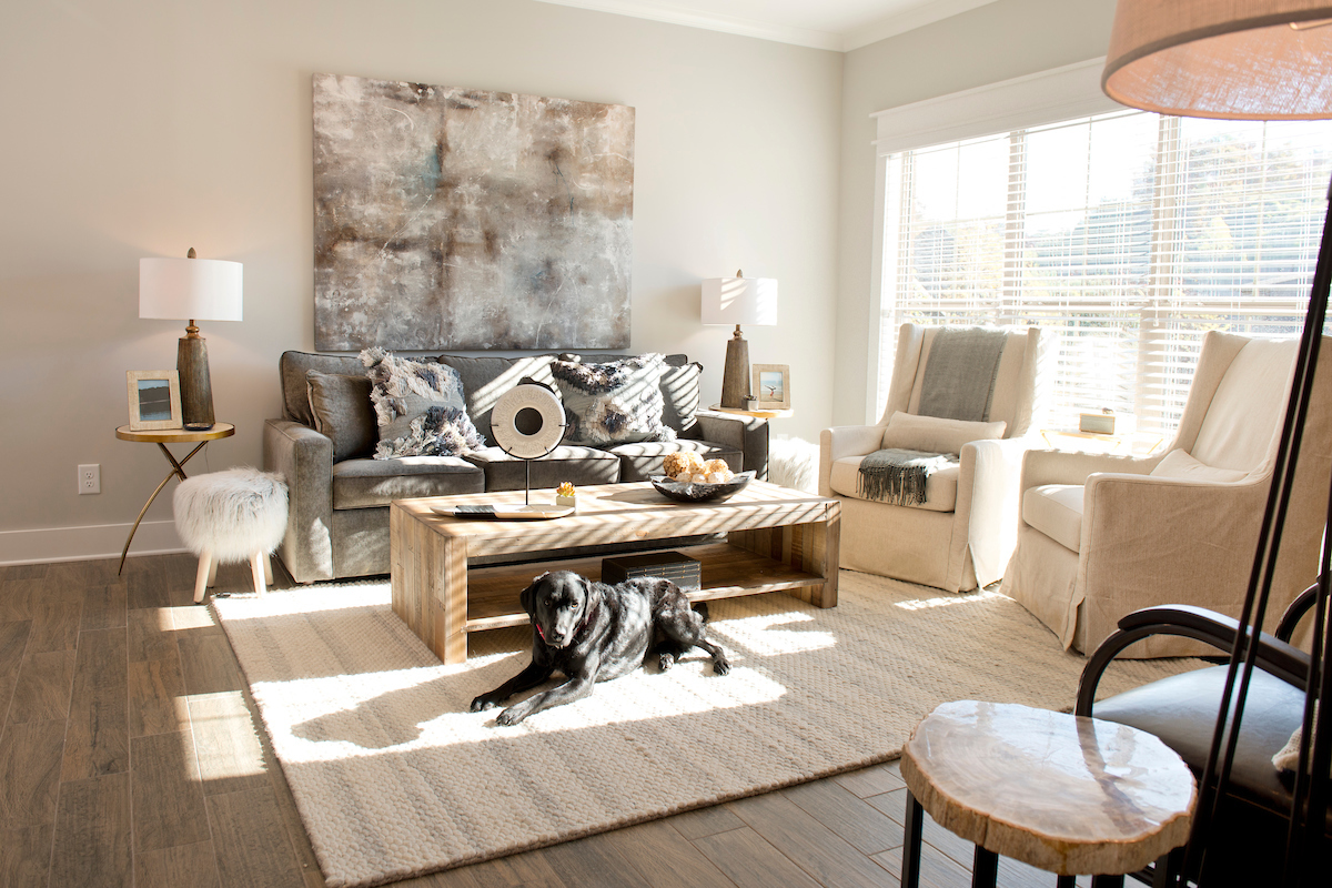 New Townhomes In Irondale Open At Grants Mill Crossing