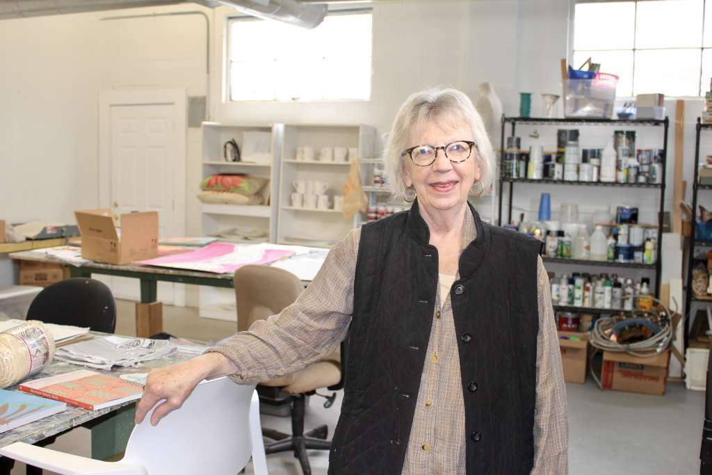 The founder of the Studio, Ila Faye Miller is a longtime Irondale Resident