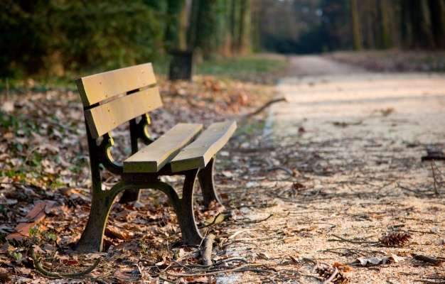 Support benches for Beacon park in Irondale, AL
