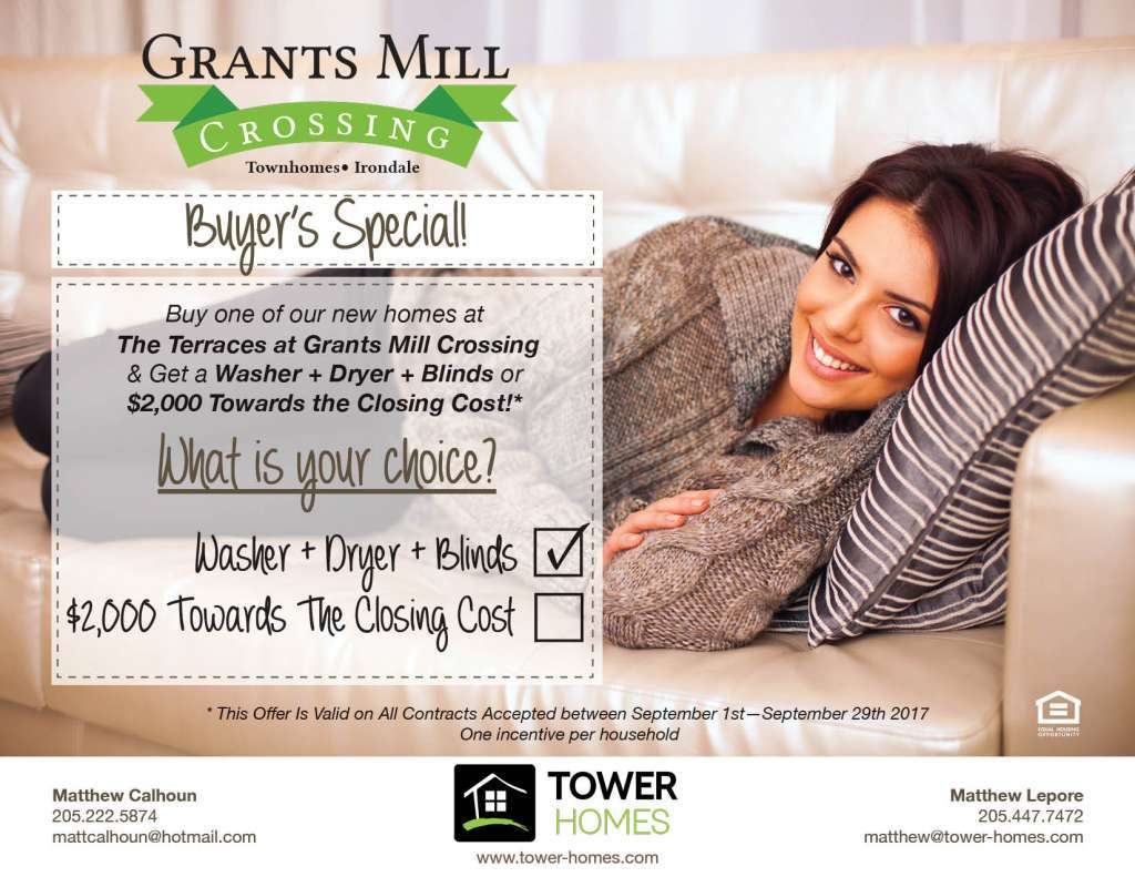 Grants Mill Crossing_incentive_Tower Homes