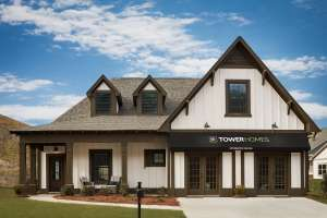 Beautiful new model home for Grants Mill Valley by Tower Homes of Birmingham AL