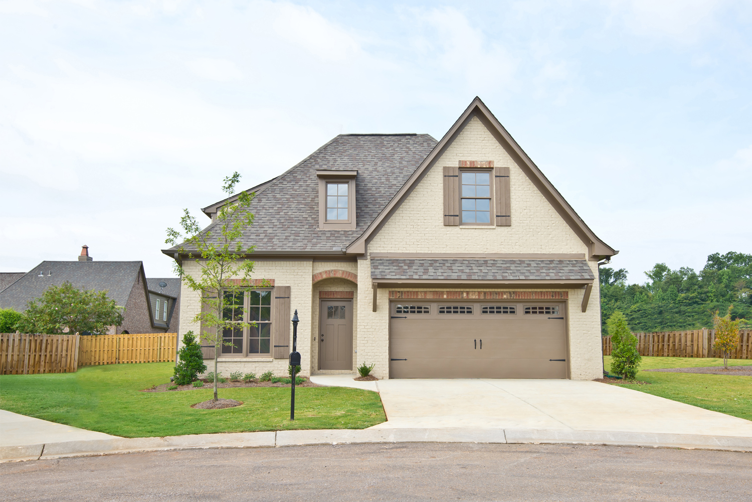 Woodridge in Gardendale by Tower Homes of Birmingham