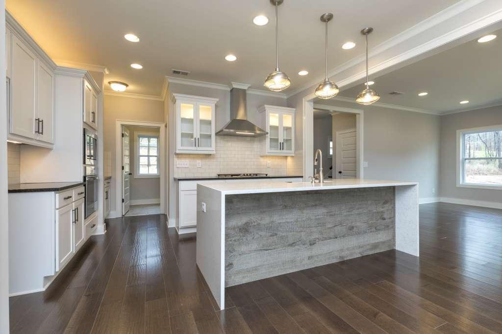 Cahaba Farms open concept kitchen floor plan - Trussville AL
