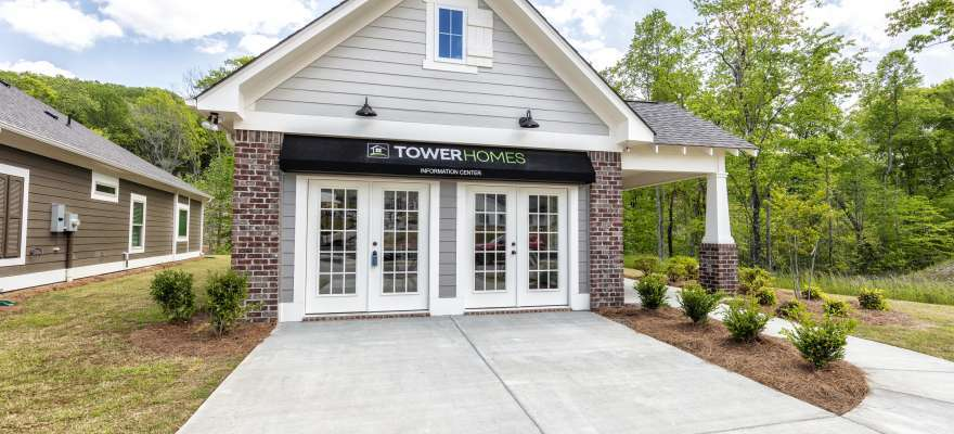 Your paycheck goes a long way in Irondale at Grants Mill Valley by Tower Homes