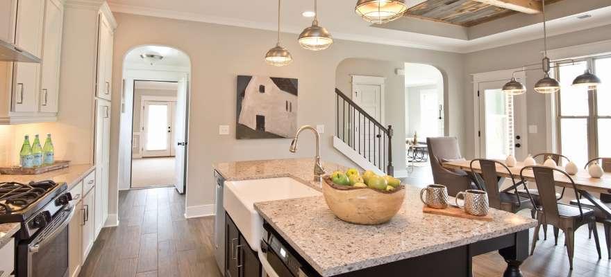 new home sales agent at Woodridge