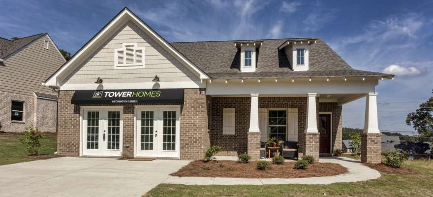 See the new model home in Woodridge today