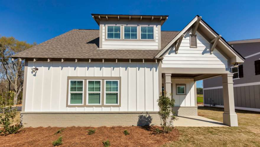 See the new model home at Oxmoor Village in Birmingham