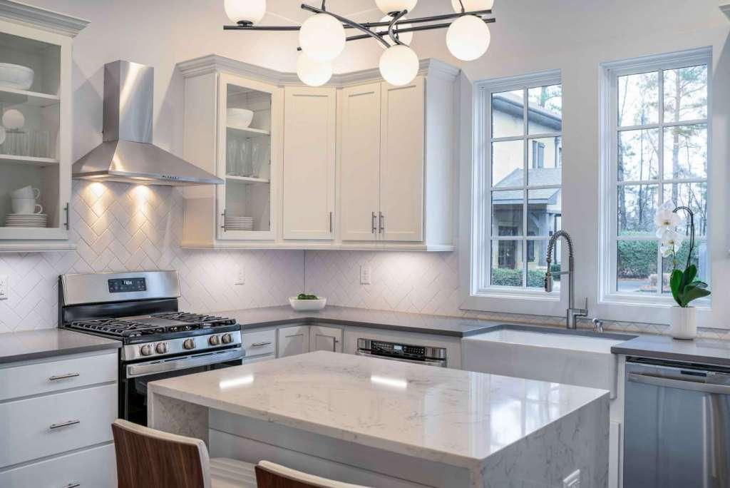 Tower Homes Design Studio kitchen vignette