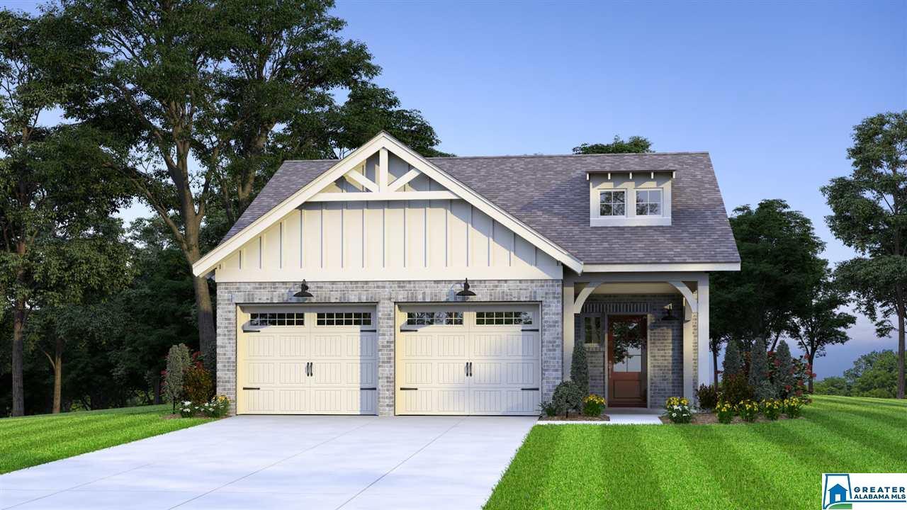 Woodridge - New Homes in Gardendale 870806