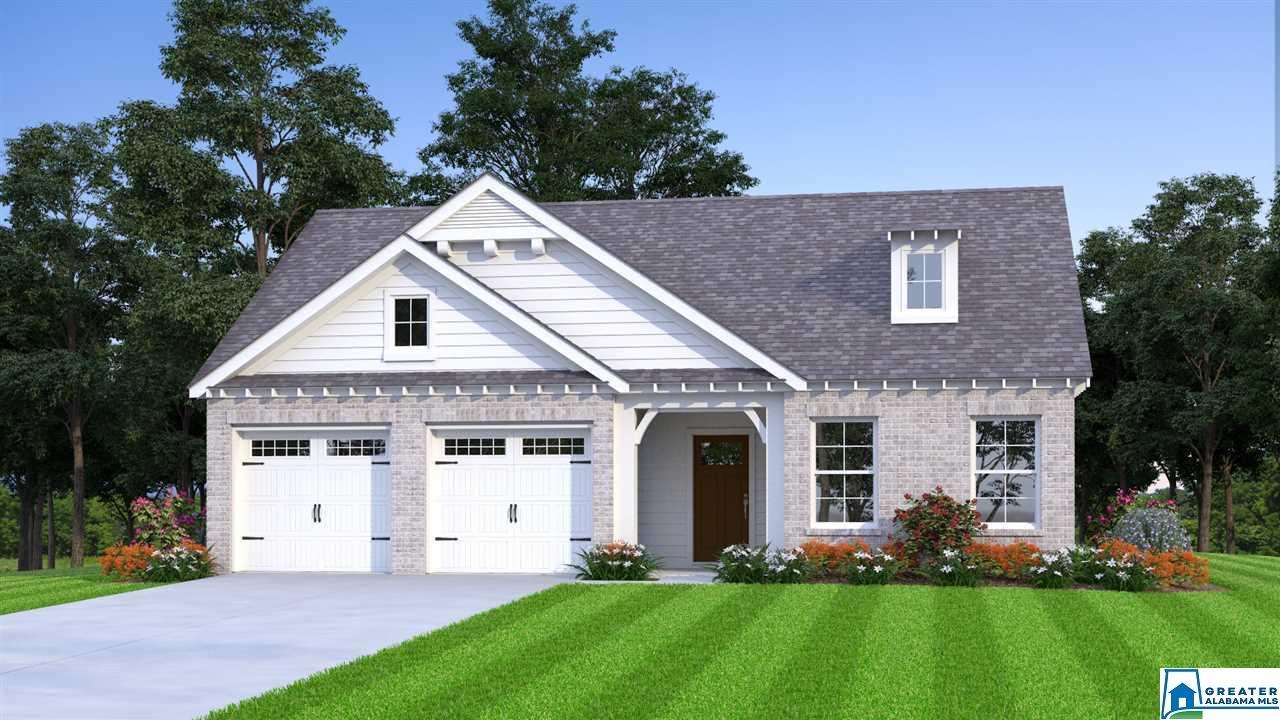 Woodridge - New Homes in Gardendale 870895