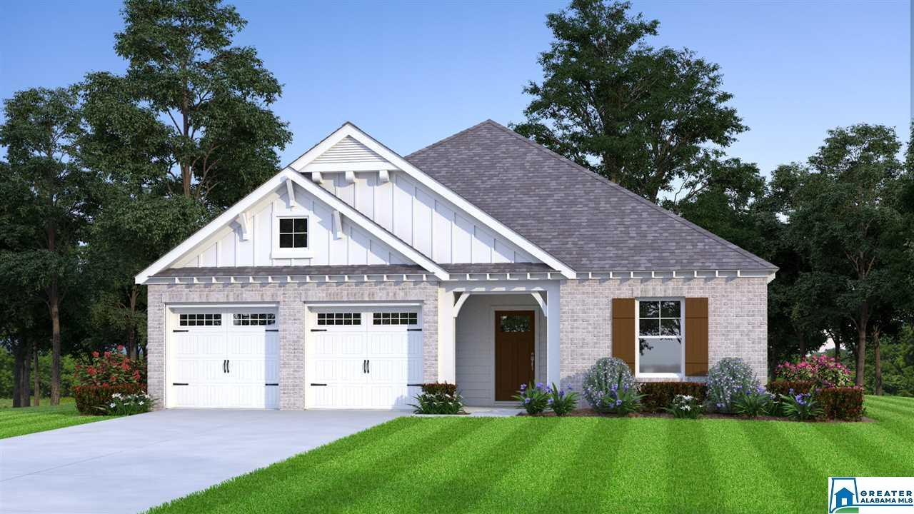 Woodridge - New Homes in Gardendale 883938