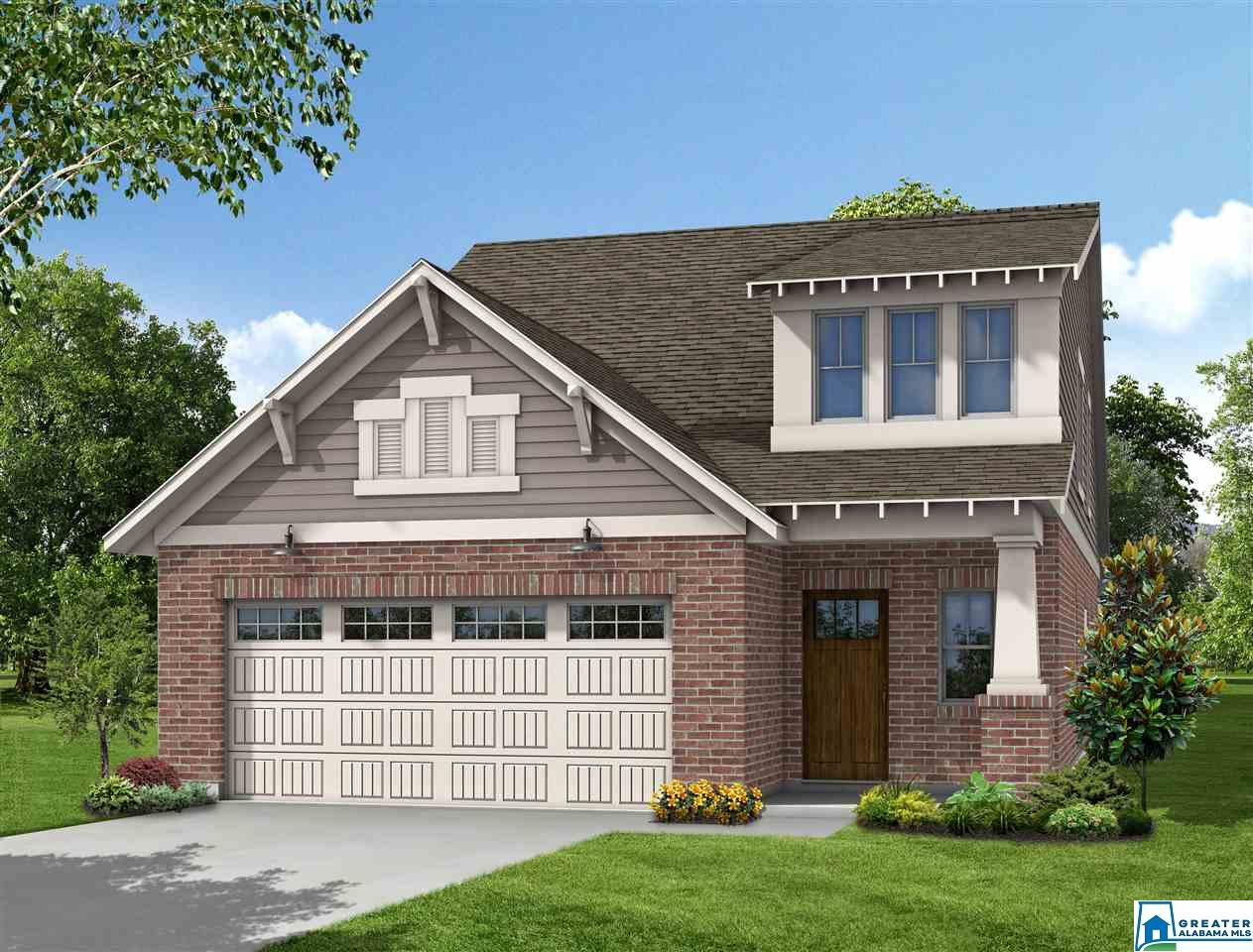 Woodridge - New Homes in Gardendale 883939