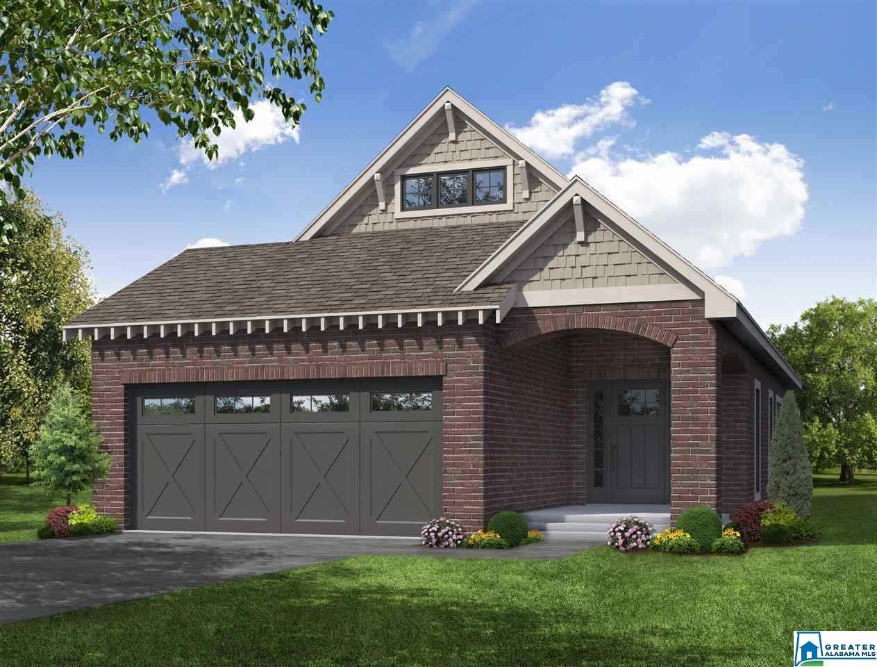 Woodridge - New Homes in Gardendale 883942
